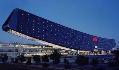 Solar Ark da Sanyo